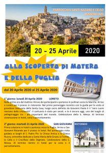 Locandina Tour Matera e Puglia_20_25 Aprile 2020-1