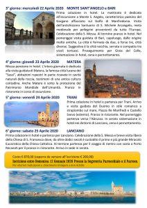 Locandina Tour Matera e Puglia_20_25 Aprile 2020-2