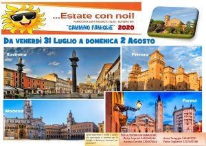 Locandina_vacanza con le famiglie 2020_Emiglia romagna_A3 orizzontale