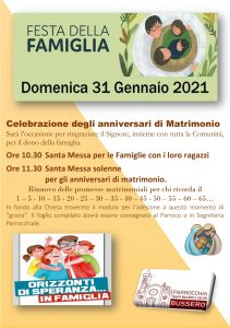 Locandina Anniversari matrimonio_31 Gennaio 2021-1