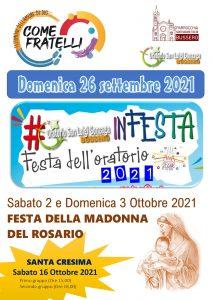 Locandina iniziative settembre