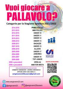 Locandina iscrizioni sport_vuoi giocare a PALLAVOLO 2021_page-0001