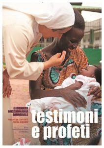Locandina Domenica missionaria 2021