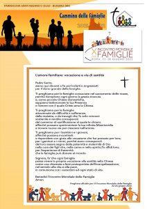 Locandina preghiera famiglie 2021_2022